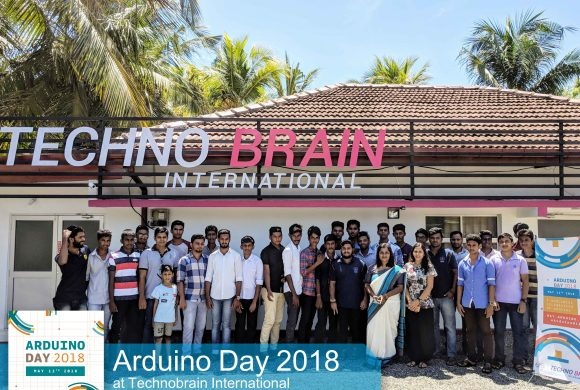 Arduino Day 2018, Show and Talk, Live Demo, Maker challenge and more..